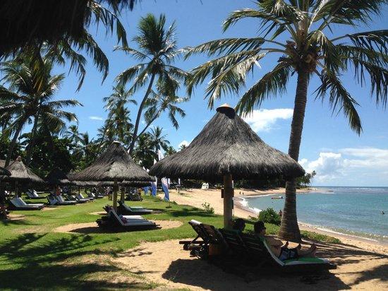 Tivoli Ecoresort Praia do Forte: quiosques de praia