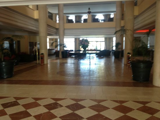 Hotel IPV Palace & Spa: Lobby