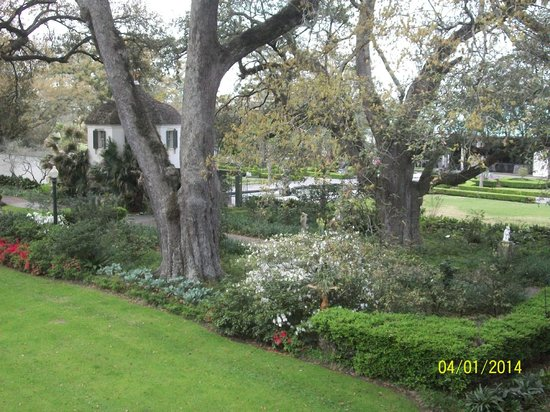 Entrance Sign Picture Of Houmas House Plantation And Gardens Darrow Tripadvisor