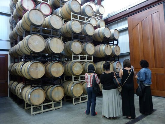 Flex Wine Tours: Fontanella Winery - You must Go here!! My favorite winery!