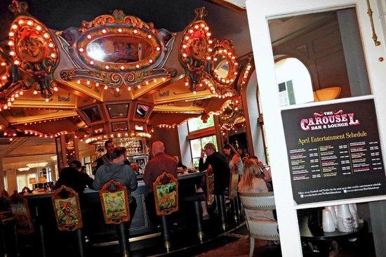 Hotel Monteleone: HM Carousel Bar