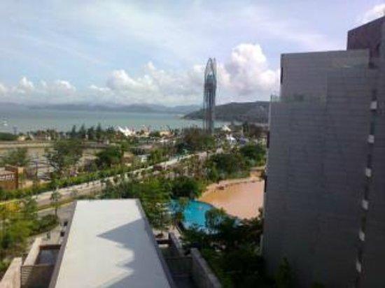 Kingkey Palace Hotel Shenzhen: Panorama