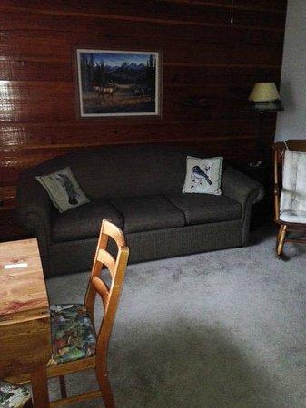 Gateway Lodge : Living Room