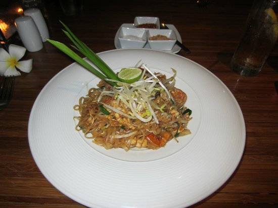 Renaissance Koh Samui Resort & Spa: Pad Thai