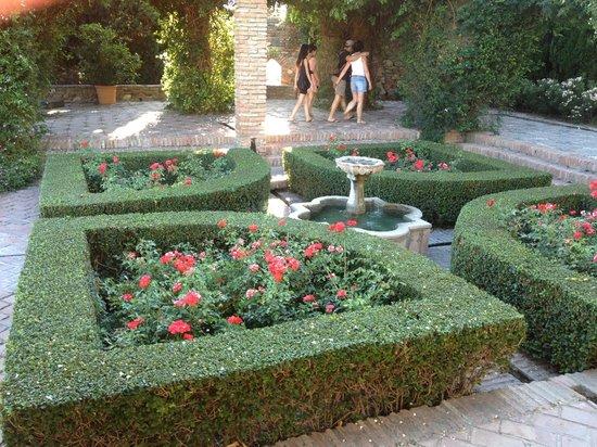 Alcazaba: Jardins