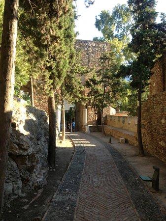 Alcazaba: Caminhada