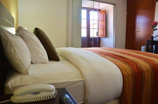 Hotel Suenos del Inka: Quarto Deluxe