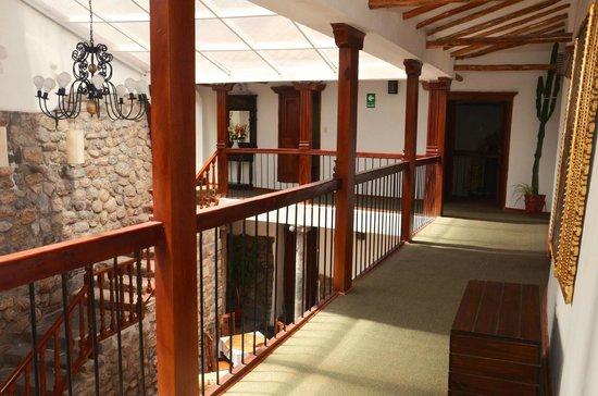 Hotel Suenos del Inka: Primeiro andar - Quartos DELUXE