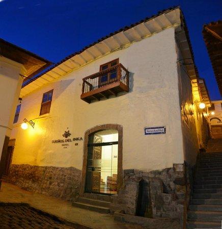 Hotel Suenos del Inka: Fechada