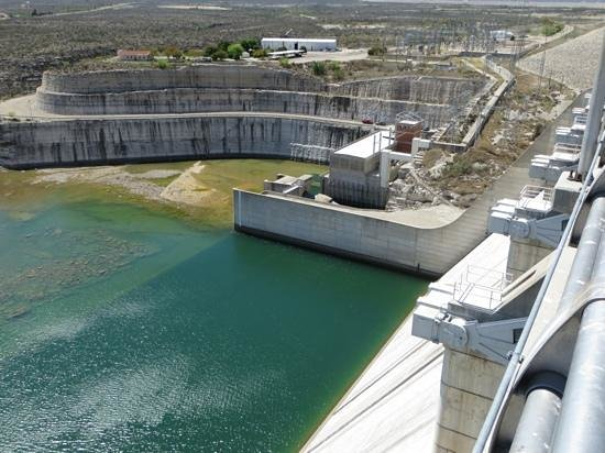 Amistad National Recreation Area: Dam