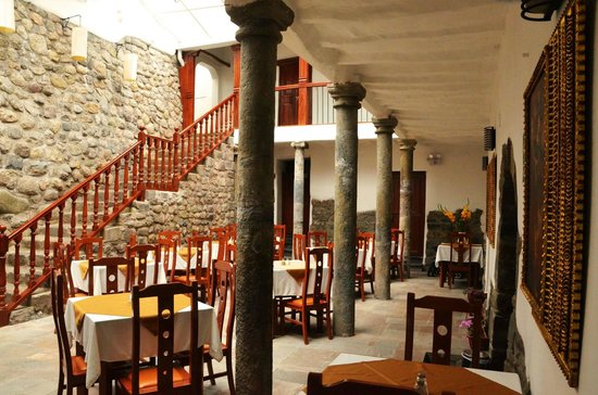 Hotel Suenos del Inka: Restaurante