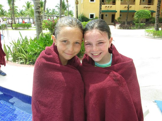 Barcelo Maya Palace Deluxe: Friends forever - GA meets CA