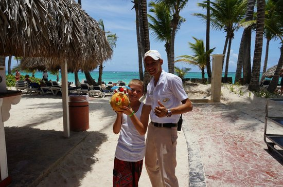 Grand Palladium Punta Cana Resort & Spa : Roosevelt was the best!!