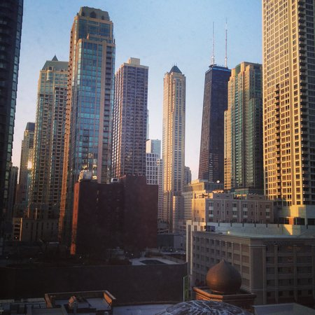 ACME Hotel Company Chicago: View from 13th floor room