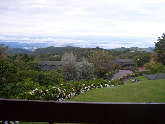 El Establo: View from room balcony