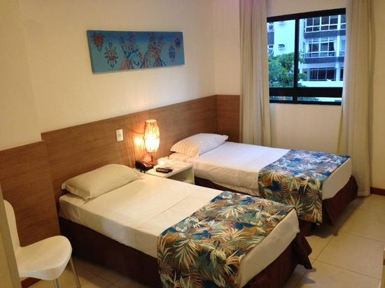 Tropicalis Palms Hotel: room