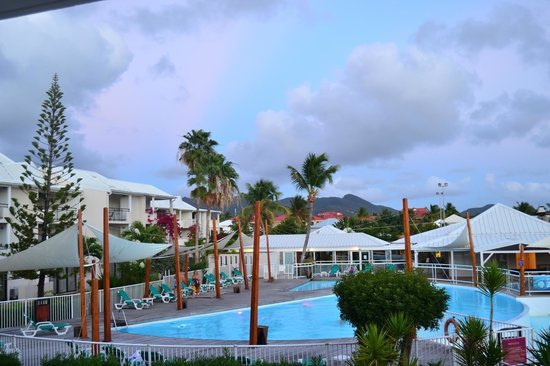 Mercure Saint-Martin Marina & Spa: Mercure Pool