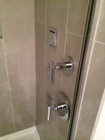 Inn on Woodlake: Full body Kohler shower