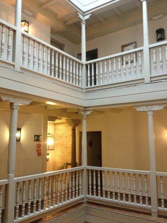 Hotel Palacio de Los Navas : dentro do hotel