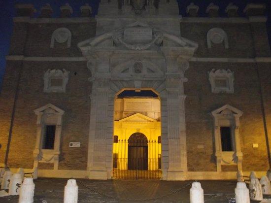 Breccia di Porta Pia
