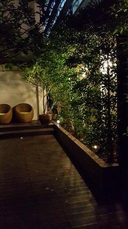 Nantra Retreat & Spa : The Reception & Main Door
