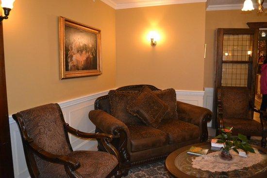Bernerhof Inn Bed and Breakfast: Lobby