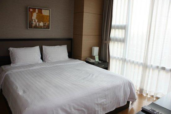 Fraser Place Central Seoul: Bed