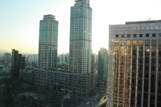 Fraser Place Central Seoul: View