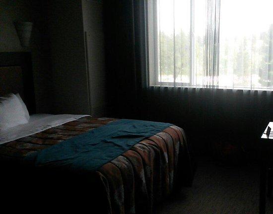 Seven Feathers Casino Resort : Deluxe queen room 3rd floor