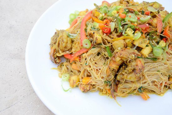 Budha O: Food