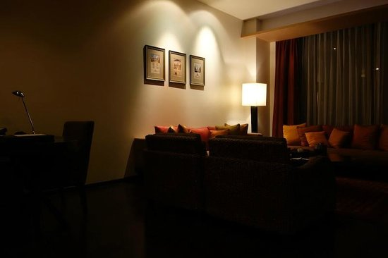 VIE Hotel Bangkok, MGallery by Sofitel: 宿泊したホテルの部屋