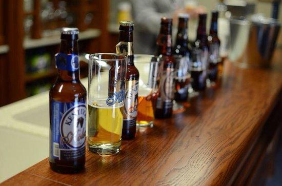 Alltech's Lexington Brewing & Distilling Co.: Tastings