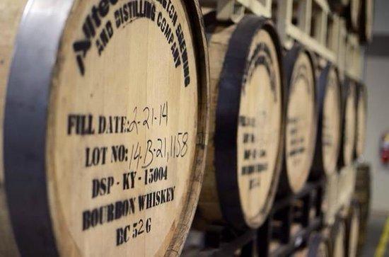 Alltech's Lexington Brewing & Distilling Co.: Barrels
