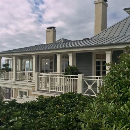The Lodge at Kauri Cliffs : The Lodge