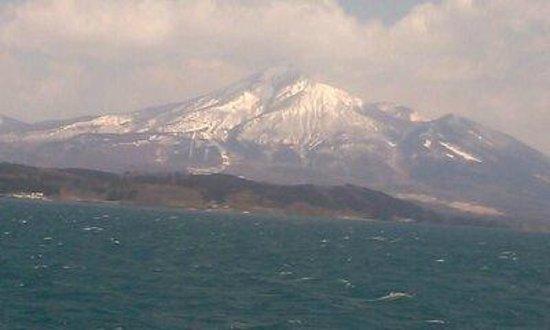 Bandai Kankosen, Lake Cruise in Inawashiro: 遊覧船から磐梯山と猪苗代湖
