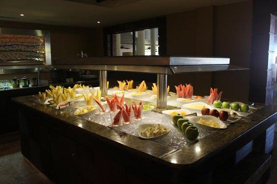 Paradisus Punta Cana Resort: Fresh fruits