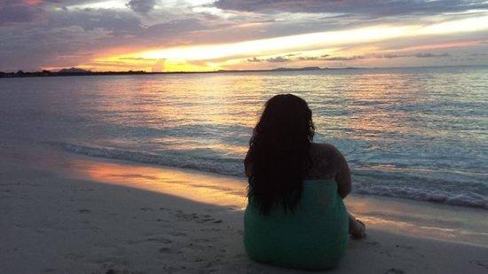 Hotel Playa Costa Verde: Sur la playa a la dernière journée