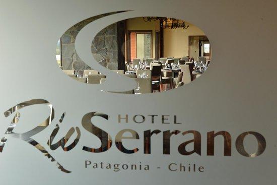 Hotel Rio Serrano: Dinning room