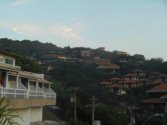 Hotel Pousada Experience Joao Fernandes : Hotel y vista
