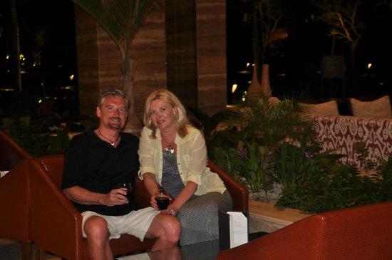 The Westin Puntacana Resort & Club : Drinks in the Lounge !