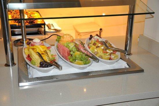 The Westin Puntacana Resort & Club : Fruit platter.......