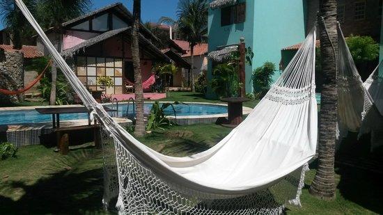 Refugio do Manati: Piscina
