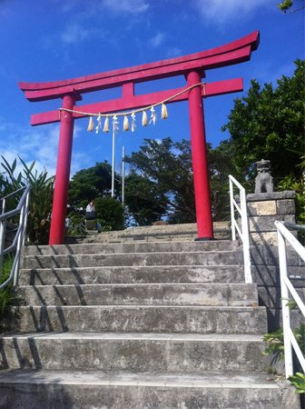 Okino-gu Shrine