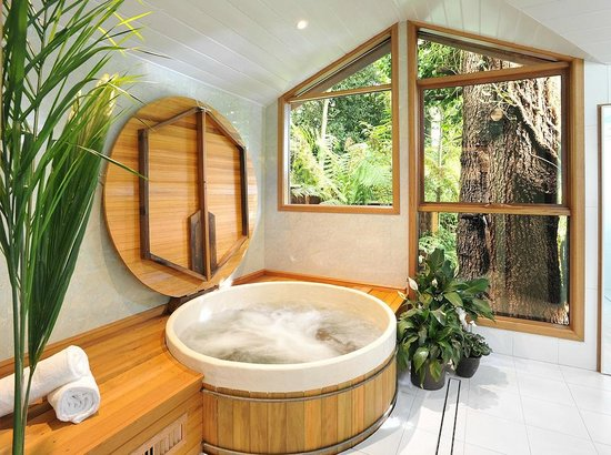 Arcadia Cottages: Olinda Cottage - Hut Tub