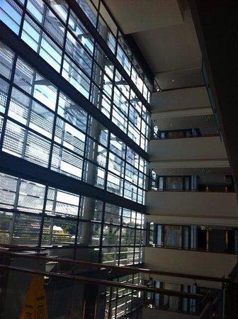 Hilton Windhoek: Stunning architecture