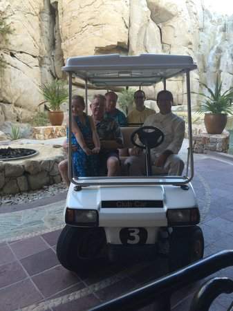 Grand Solmar Land's End Resort & Spa: Mexican Limo