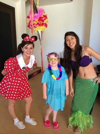 Grand Solmar Land's End Resort & Spa: Kids Club with Bri and Paulina