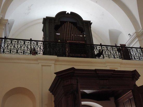 Parroquia de San Ignacio de Loyola : Interior de la iglesia San Ignacio de Loyola
