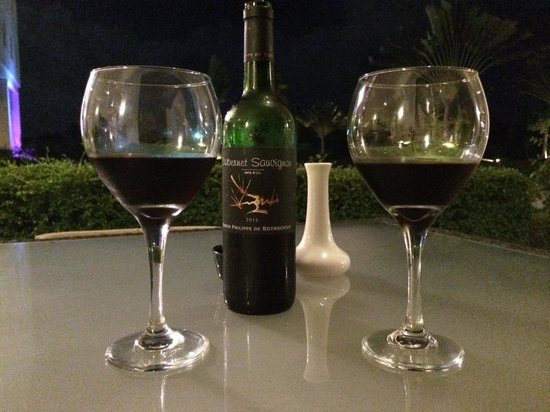 NH Punta Cana: Deliciosa cena en el Bar_Apetit
