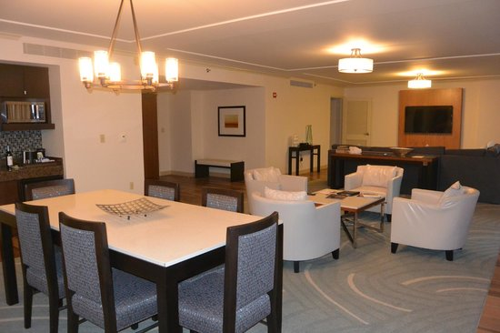 Lakeway Resort and Spa: Mansfield Suite